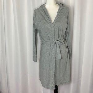 Victoria's Secret Cotton Robe with Hood